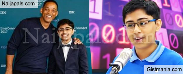 Meet 14 Year Old Tanmay Bakshi Who Works for Google, Earns
