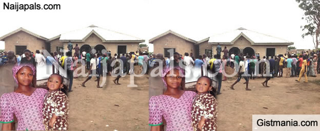PHOTOS: 20-Month-Old Baby Disappears Mysteriously During Naming