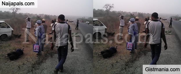 SHOCKING NEWS: Seven Confirmed Dead In Bauchi Auto Crash Today