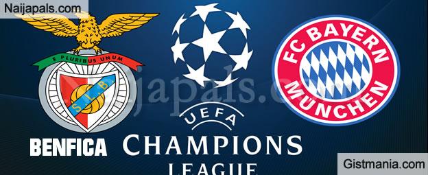 Bayern Benfica übertragung