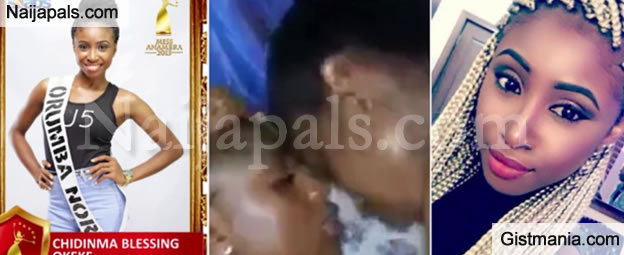 Miss anambra sex scandal video