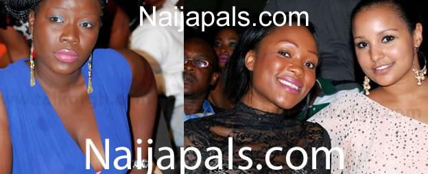 Ghanaian girls azonto dance nude — pic 10
