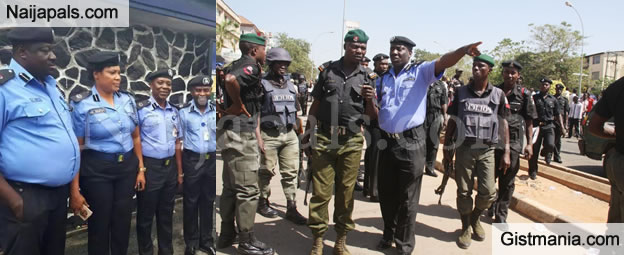 Average Salary Of Nigerian Police Force Officers In 2018