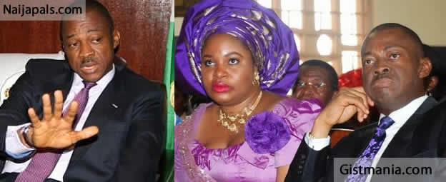 Governor chime of enugu state wife sexual dysfunction