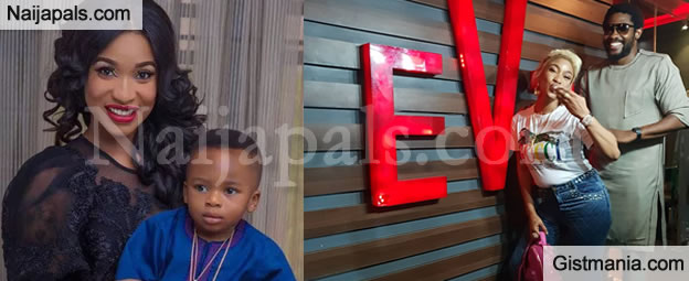 Lord Why Do I Feel Punished – Tonto Dikeh As She Turns Down Multi-Million Naira Deal Bcos Of Her Son