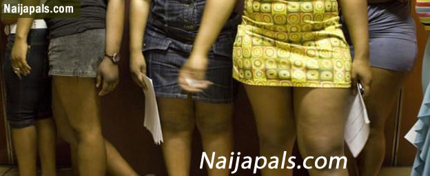 Seems Nigerian sex ladies in action
