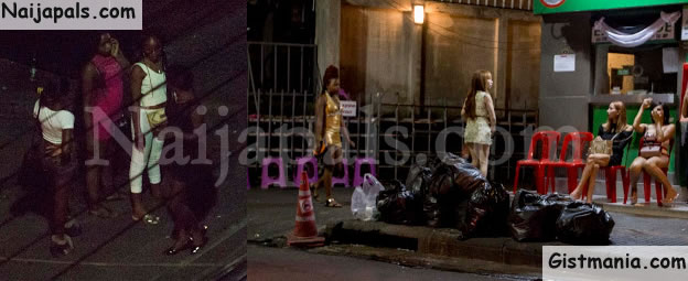 African prostitutes in bangkok