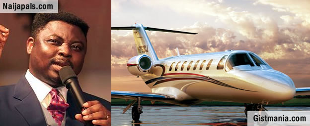 Nigerian Preachers and Private Jets