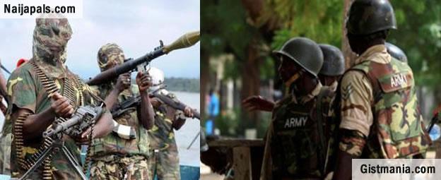 Haram terrorists boko