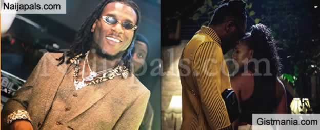 Baby Mama Alert!! - Burna Boy Shares Loveup Photo With A Gorgeous