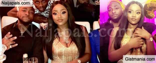 Davido's Girlfriend, Chioma Is Like a Prostitute, Her