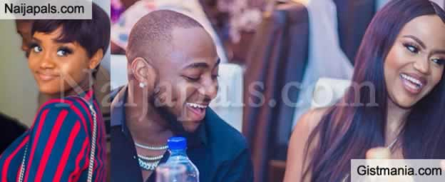Davido's Chioma Reacts To Reports The She Dumped School Because Of