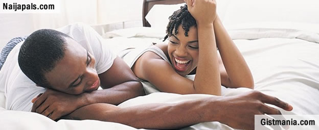 Married couples make up sex