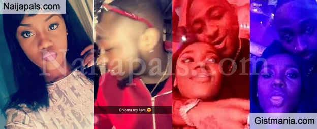 My Wife Wears The Latest!!!' - Davido Brags About His Bae