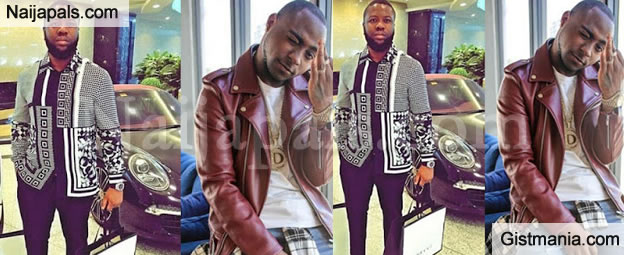 Davido Fire Back At Hushpuppi Reveals He Spent Over N130m In