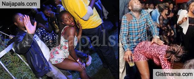 Have nigerian nightlife girls have