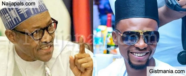 comedian i go dye writes an open letter to president buhari asks pressing questions gistmania