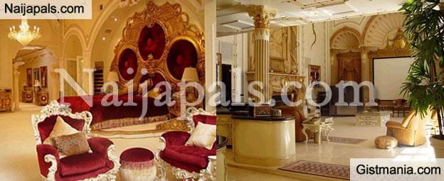 Photos Of Robert Mugabe S Palatial Residential Masion In