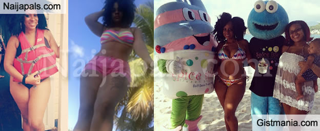 Check Out Photos From A Naijapals Kimberlys Maldives Vacation In Mundoo Photos