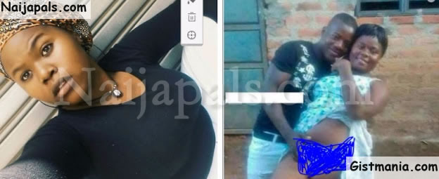 South African lady goes viral over semi-n00de DP, says I