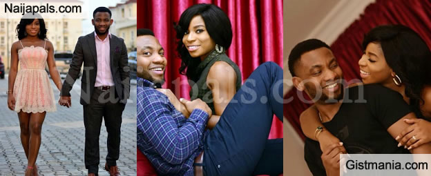 9724c0985bd9 Veteran Nollywood actress, Liz Benson's daughter, Leelee who is set to walk  down the aisle with her heartthrob, Ugochukwu next month has released their  ...