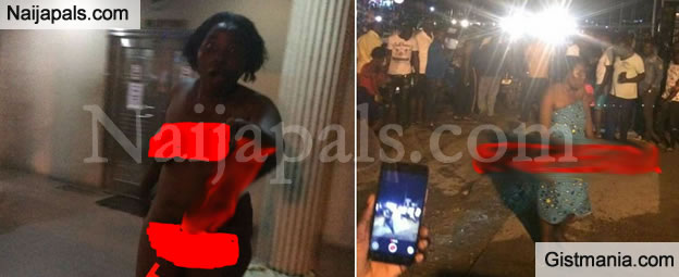 OUTRAGEOUS! Woman Goes Insane After Having S*x With A Rich Man In A