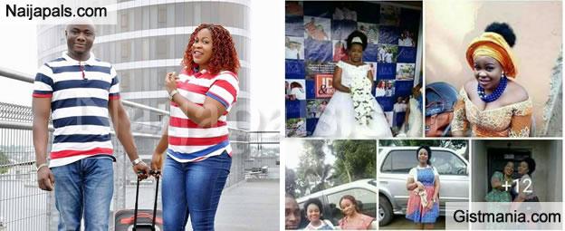 "Bloody Liar & Narcissist"" -British Woman Slams Her Nigerian"