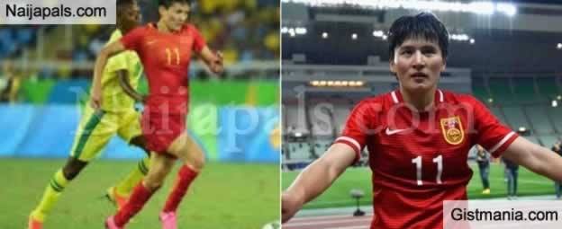 GIVE HER THE BALON D'OR: Meet Chinese Wang Shanshan Who Scored 9 Goals In 29 Mins At The Asian Games