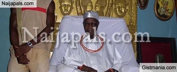 BREAKING NEWS! The Great Monarch Of Benin Kingdom Is Dead - Gistmania