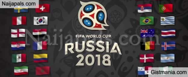 Russia 2018 World Cup Schedule: Complete Fixture, Dates
