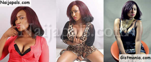Nollywood Actress And Ceo Of Hunters Media International Seyi Hunter Is At It Again The Non Conformist Actress Who Recently Became More Popular For Her