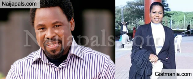 Prophet T B Joshua's Daughter Reveals Shocking Details About Her Dad