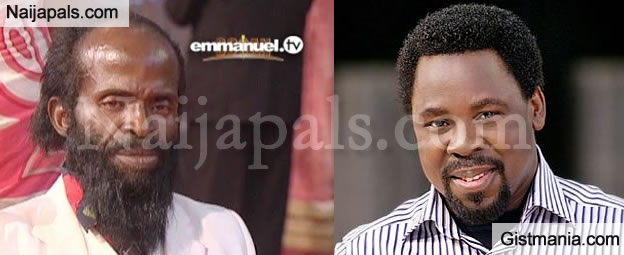 Video Of Prophet T B  Joshua Alleged Meeting With Lucifer Went Viral