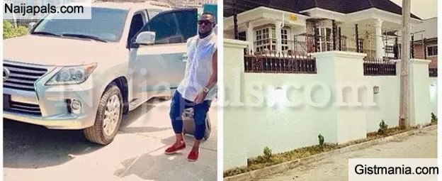 Money Speaking! Check Out Timaya's Lifestyle, House & His 6