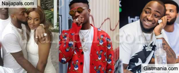 Tiwa Our Sista oo - Davido Confirms That Wizkid Is Dating Tiwa