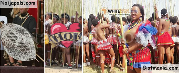 Over 45 000 Zulu Maidens Successfully Went Through Virginity Testing In Their Districts Throughout The Province Participated In The Annual Reed Dance