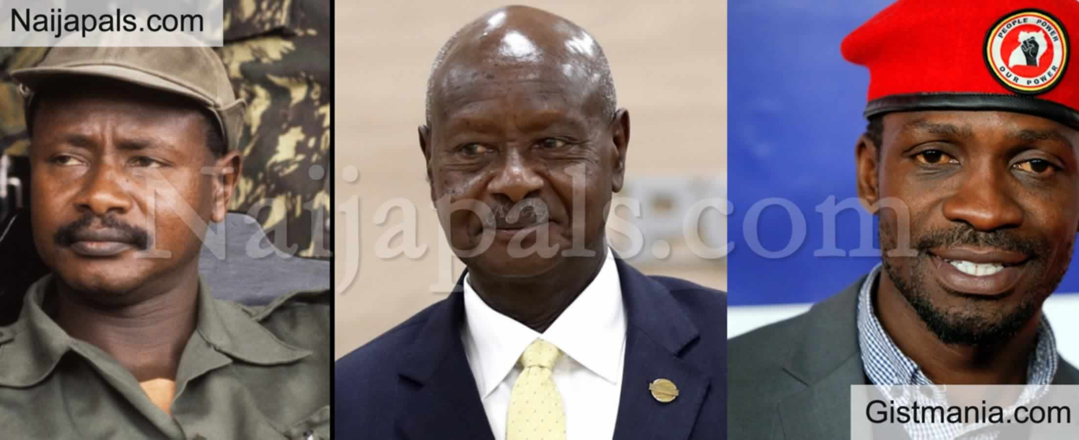<img alt='.' class='lazyload' data-src='https://img.gistmania.com/emot/comment.gif' /> <b>76 Years Old Yoweri Museveni Wins Ugandan Presidency Against Bobi Wine</b>