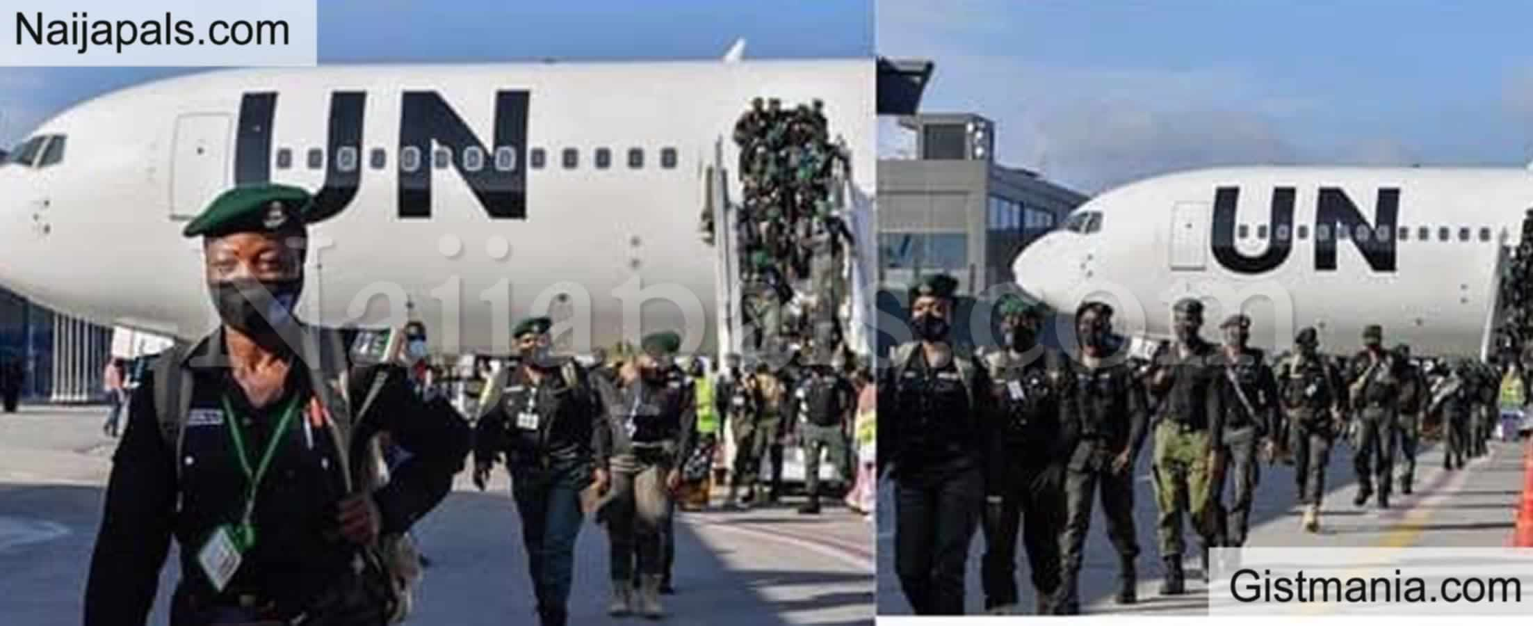 <img alt='.' class='lazyload' data-src='https://img.gistmania.com/emot/news.gif' /> <b>144 Nigerian Policemen Land  In Somalia To Bustle Up Security</b>