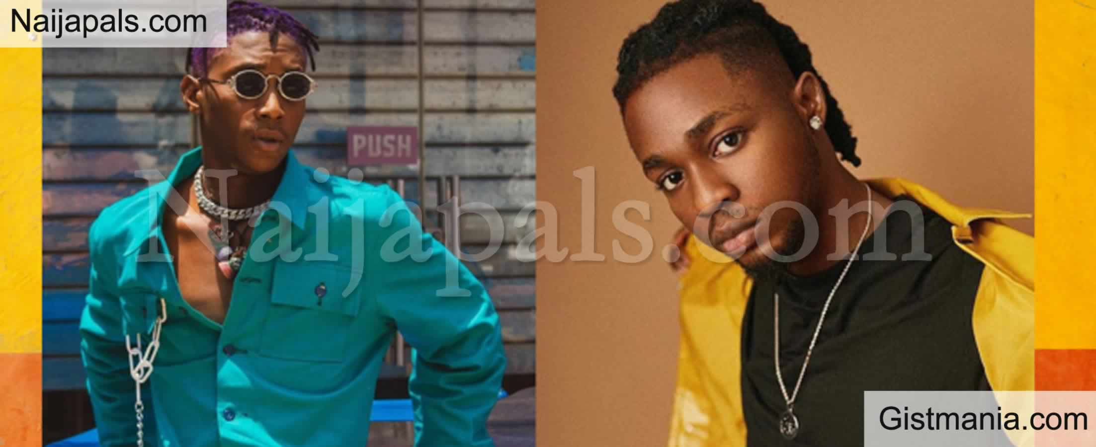 <img alt='.' class='lazyload' data-src='https://img.gistmania.com/emot/news.gif' /> <b>Check Out Headies Awards 2020 Nominees' Full List; As Omah Lay, Bella Shmurda Nominated For Next Rated</b>