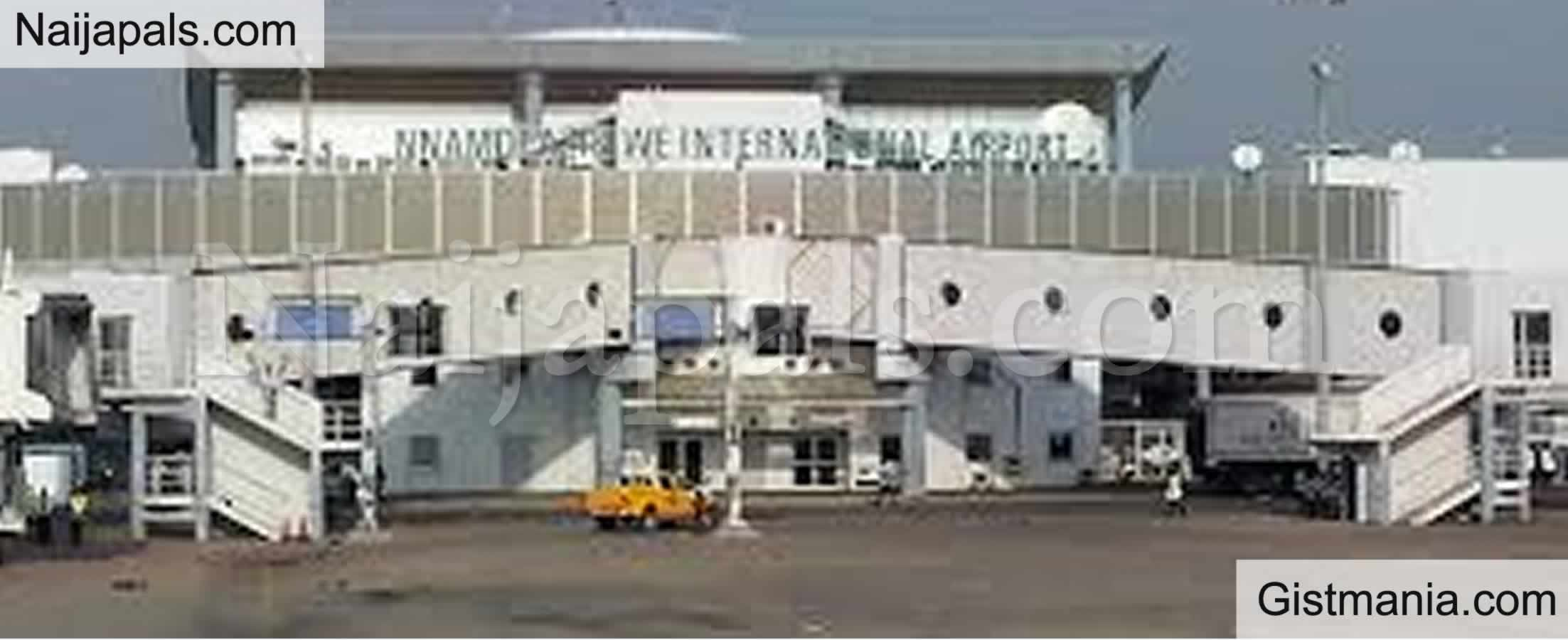 <img alt='.' class='lazyload' data-src='https://img.gistmania.com/emot/news.gif' /> <b>Abuja Airport Earn 2020 Airport Services Quality, Named Best Airport In Africa</b>