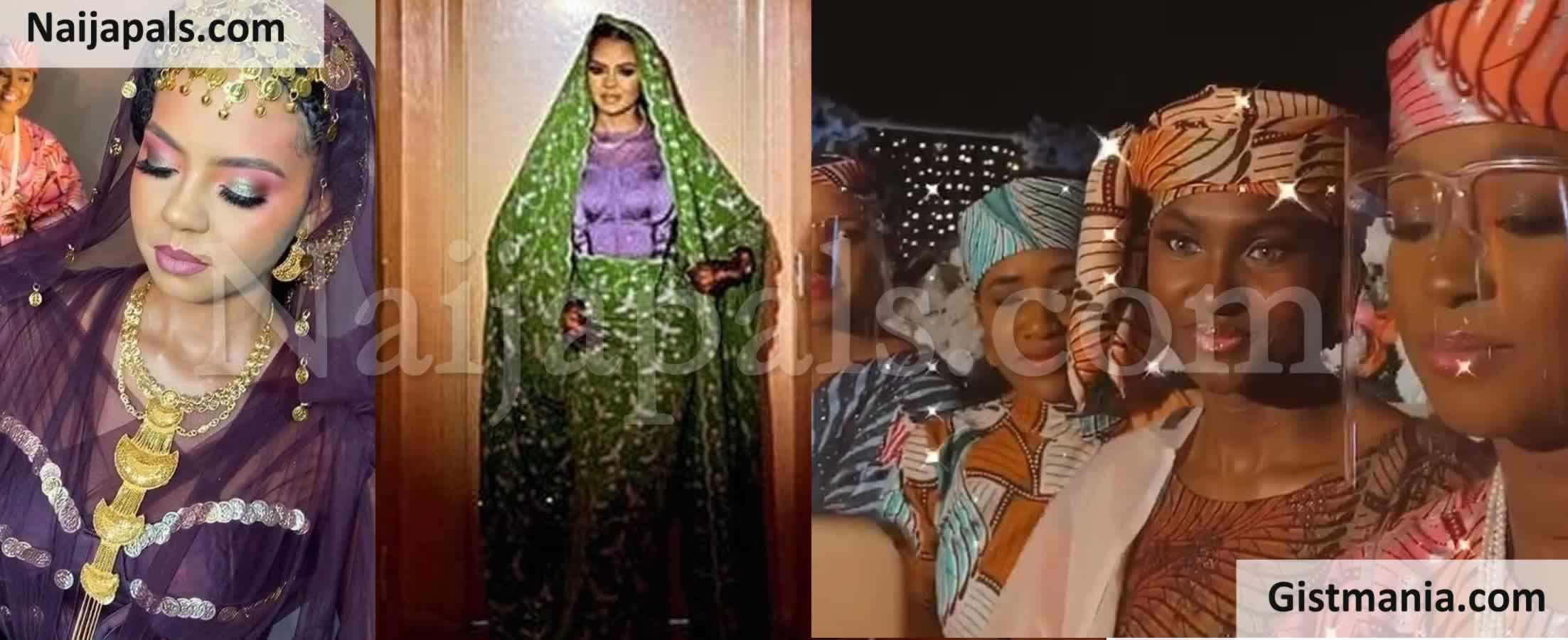 <img alt='.' class='lazyload' data-src='https://img.gistmania.com/emot/love.gif' /><img alt='.' class='lazyload' data-src='https://img.gistmania.com/emot/photo.png' /> <b>Lovely Wedding Photos Of Billionaire Daughter, Adama Indimi To Billionaire Malik Ado-Ibrahim</b>