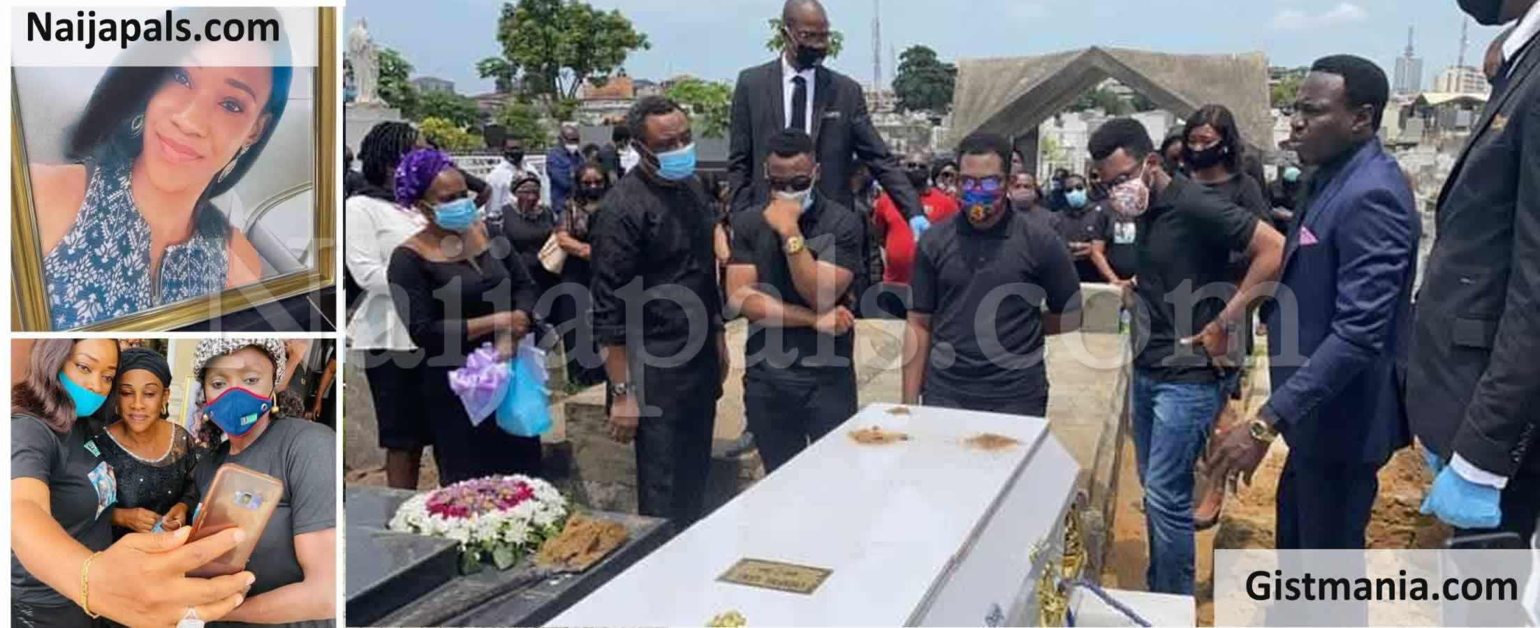 <img alt='.' class='lazyload' data-src='https://img.gistmania.com/emot/photo.png' /> <b>FAAN Staff, Ajoku Chidinma Crushed To Death By Fallen Container Buried Amidst Tears In Lagos</b>
