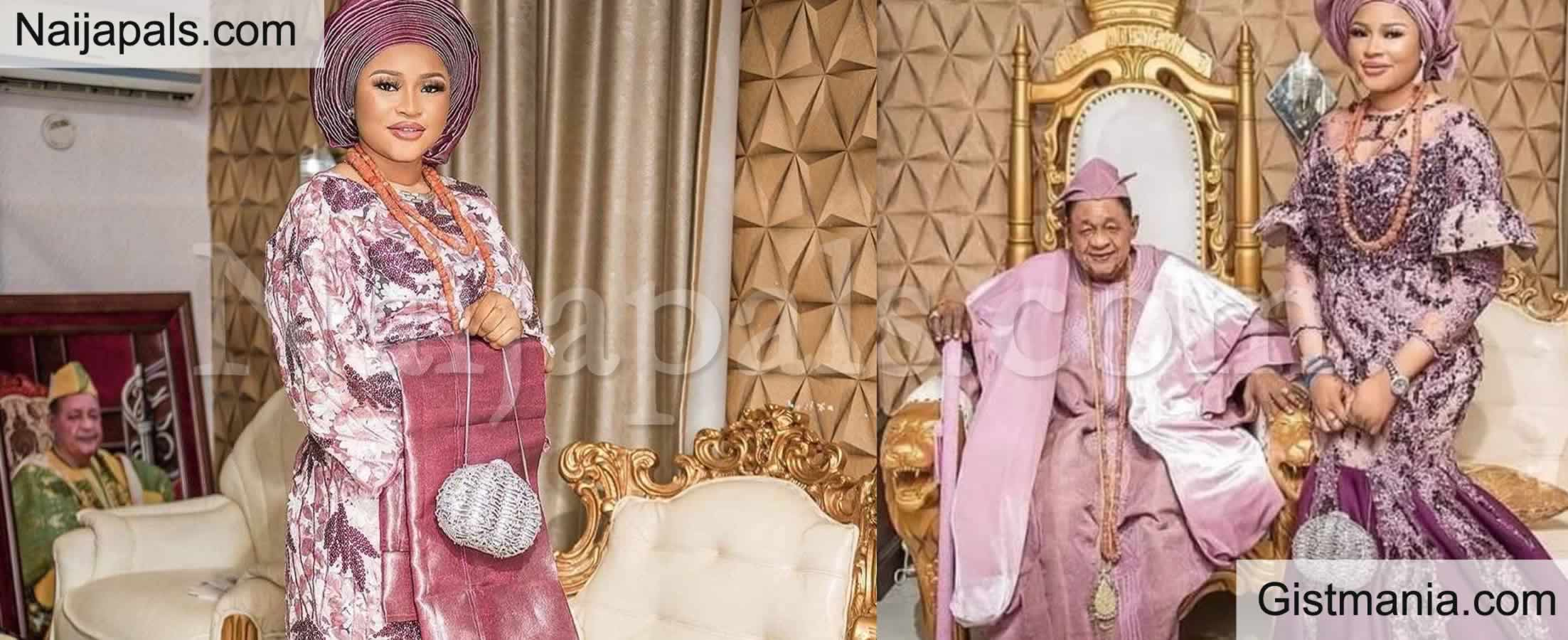 <img alt='.' class='lazyload' data-src='https://img.gistmania.com/emot/photo.png' /> <b>Alaafin Of Oyo, Oba Lamidi Adeyemi III Marries A New Bride</b> (PHOTOS)