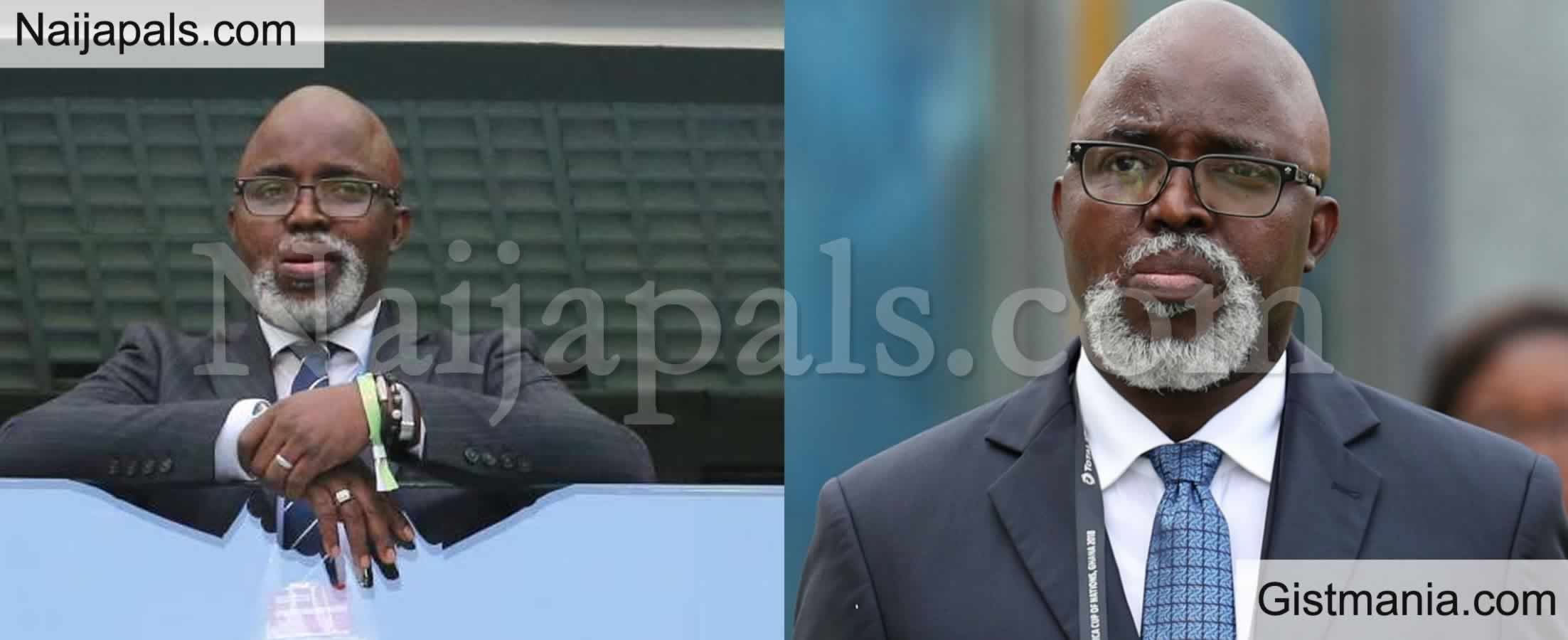 <img alt='.' class='lazyload' data-src='https://img.gistmania.com/emot/comment.gif' /> <b>Nigeria's Amaju Pinnick Cleared to Contest in The FIFA Council Elections</b>
