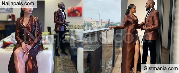 <img alt='.' class='lazyload' data-src='https://img.gistmania.com/emot/love.gif' /> <b>Banky W and Adesua Etomi Pen Touching Note to Each Other on Their 3rd Wedding Anniversary</b>