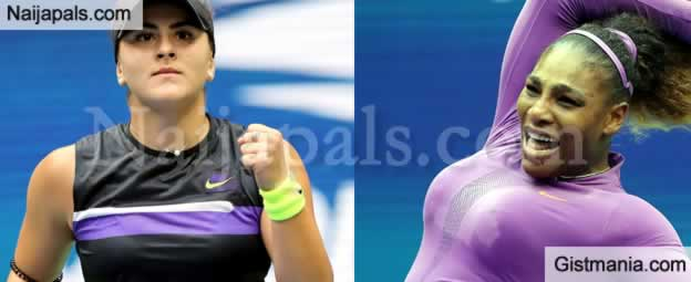 Canadian Teenager, Bianca Andreescu Trash Serena Williams To Win US Open 2019