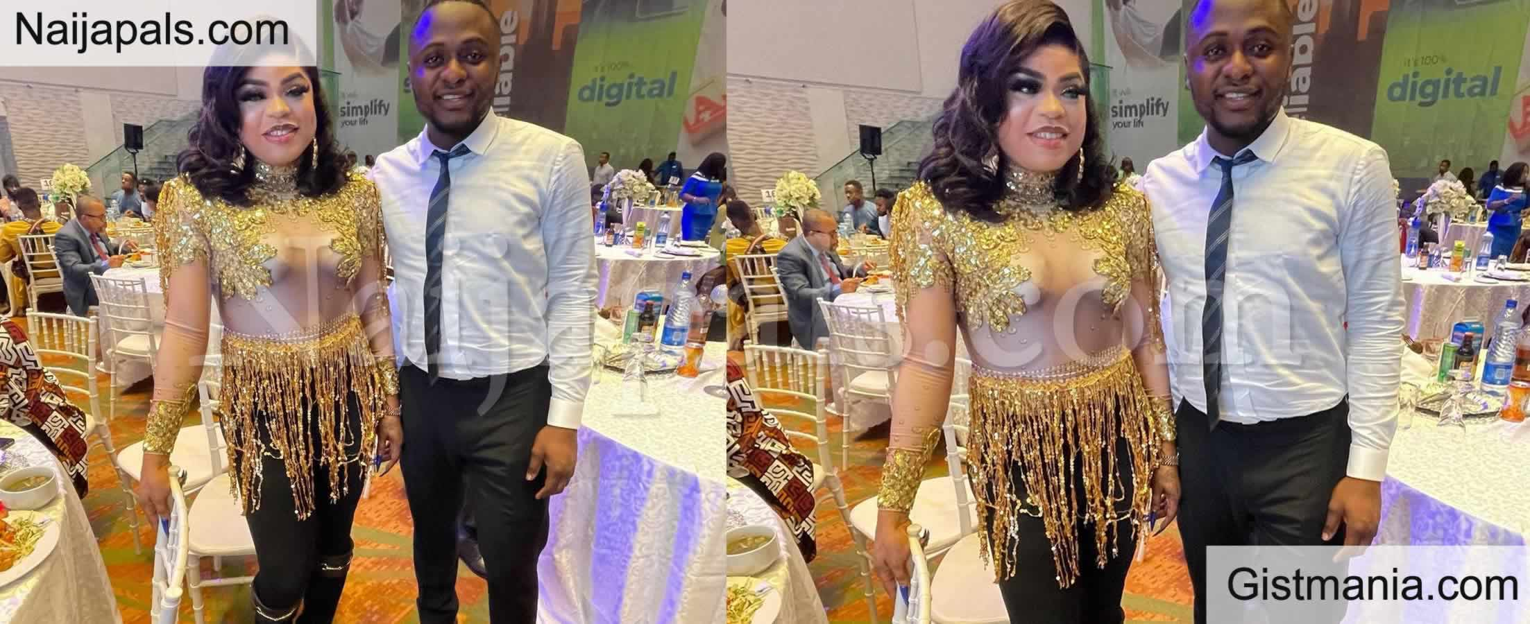 <img alt='.' class='lazyload' data-src='https://img.gistmania.com/emot/photo.png' /> <b>Nigerian Cross Dresser, Bobrisky Looking Fly At a Recent Event</b> (PHOTOS)