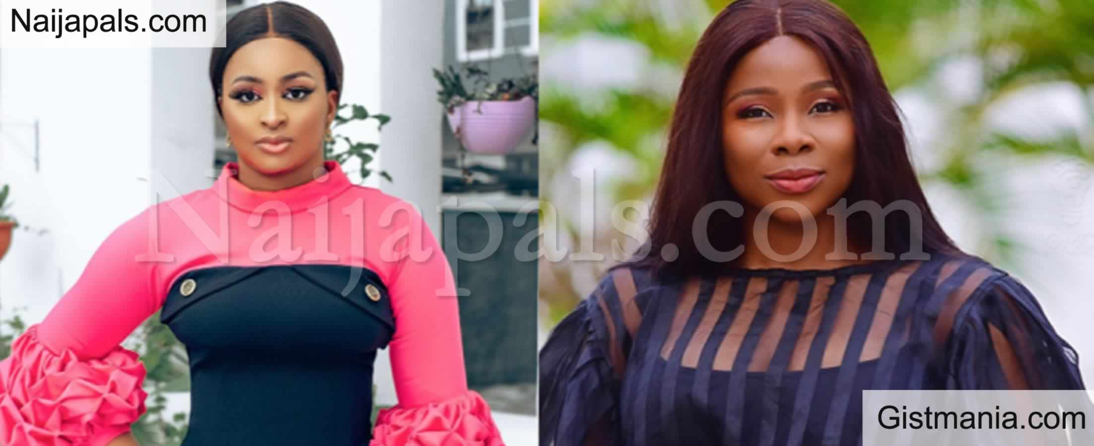 """<img alt='.' class='lazyload' data-src='https://img.gistmania.com/emot/comment.gif' /><b>""""Be Intelligently Controversial Madam"""" – Ultimate Love Bolanle Babalola Drags Etinosa</b>"""