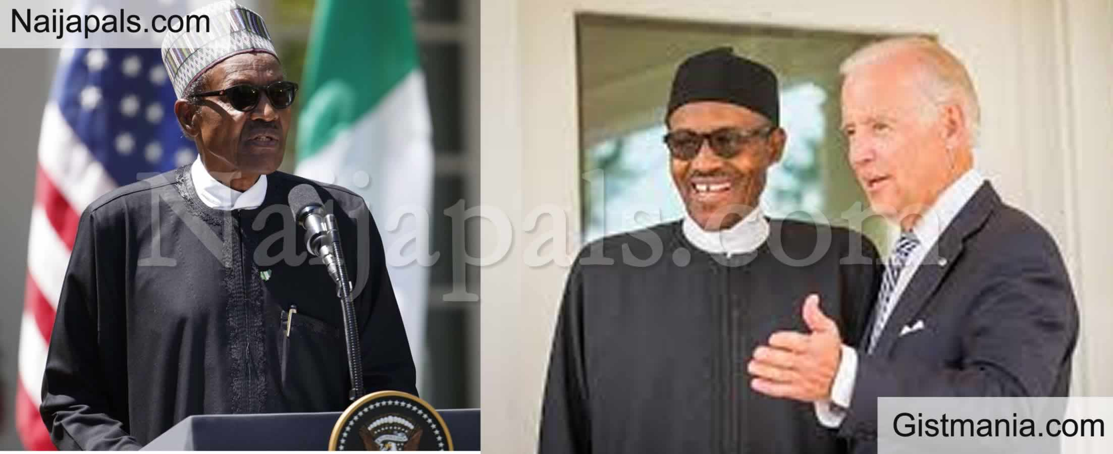 "<img alt='.' class='lazyload' data-src='https://img.gistmania.com/emot/comment.gif' /> <b>""We're Looking Forward To Working With Joe Biden And Kamala Harris""</b> - President Buhari Says"