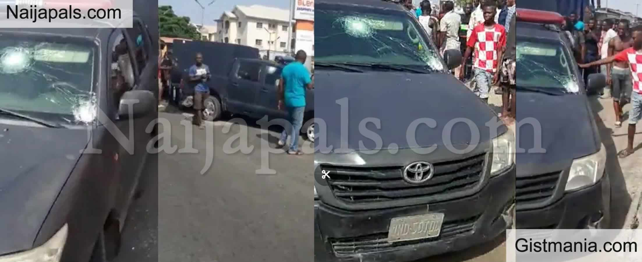 <img alt='.' class='lazyload' data-src='https://img.gistmania.com/emot/shocked.gif' /> <b>Armed Robbers Attack Bullion Van in Ondo, Leaving Two Dead & Others Injured</b>